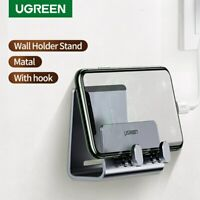 Ugreen Key Holder Wall Mount Phone Cradle Matel Stand For iPhone 11 Pro Max X 8