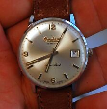 Vintage swiss made watch OMIKRON cal.FHF 96-4N working condition,serviced