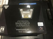 Gentle Giant Star Wars Commander Bly Bust /  2007 Conv. Excl.
