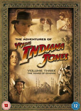 The Adventures Of Young Indiana Jones - Volume 3 DVD Nouveau DVD (PHE9522)