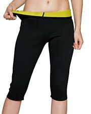 Roseate Slimming Pants Body Shaper Thigh Sweat Capris Neoprene L