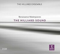 The Hilliard Ensemble - The Hilliard Sound - Renaissance Masterpieces [CD]