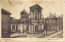 lisieux  chapelle du  carmel
