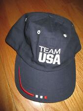 United States OLYMPIC TEAM USA (Adjustable) Cap