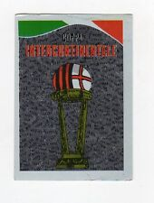 figurina CALCIATORI EUROFLASH 1990-91 SCUDETTO INTERCONTINENTALE MILAN