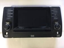 Original VW Golf 7 Composition Media Radio 5G0919605 Display Touch Berlin