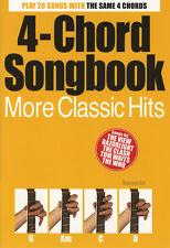 4-chord Cancionero más éxitos clásicos Chord Cancionero choque que Lennon Beatles