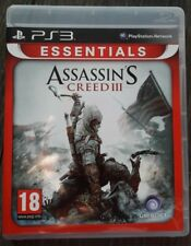 Assassin's Creed III 3 sur PS3 FR