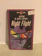 Night Flight by Antoine De Saint-Exupery (1942) PB