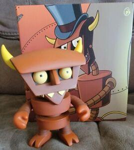 "Kidrobot Futurama ROBOT DEVIL 6"" medium figure figurine statue Vinyl"