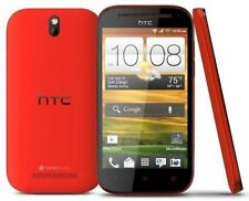 HTC One SV C525 8GB Red Android 4G LTE cricket AS IS No power READ CONDITION