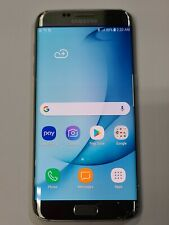 New listing Samsung Galaxy S7 Edge Sm-G935U, 32Gb,Unlocked, Fair Condition Minor Chip :Aa003