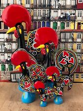 Portuguese Traditional Earthenware Rooster of Barcelos