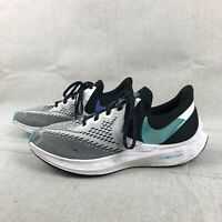 Nike Air Zoom Winflo 6 Women's Running Training Shoes Size 11 AQ8228 001 White