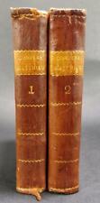 Immoral & Antiauthoritarian Book 1766 Le Compere Mathieu Henri-Joseph Du Laurens