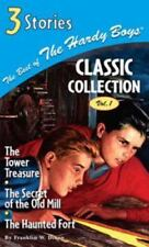 The Tower Treasure/The Secret of the Old Mill/The Haunted Fort (Hardy Boys 1, 3