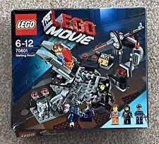 LEGO 70801 THE LEGO MOVIE Melting Room - New In Sealed Box (partly damaged)