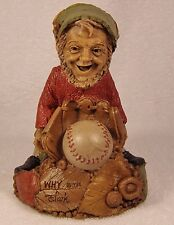 WHY-R 1996~Tom Clark Gnome~Cairn Studio Item #5312~Edition #82~Story is Included