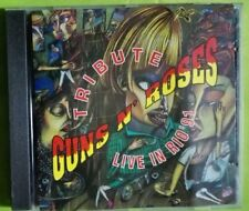 GUNS N' ROSES - TRIBUTE : LIVE IN RIO 91 + NEW YORK 1988 CD MEN AT WORK 1991.
