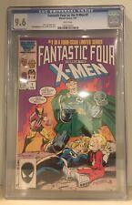 Marvel Comics: Fantastic Four vs. the X-Men #1 CGC 9.6