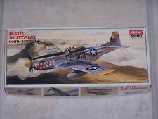 Maquette ACADEMY 1/72ème P-51D MUSTANG