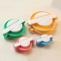 4 Sizes Essential Pompom Maker Fluff Ball Weaver Needle Knitting DIY Tool/