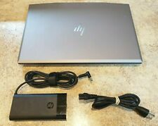 HP Zbook 15V G5 (Touch) --- i7 8750H -- 16GB Ram -- 512GB SSD -- Quadro P600