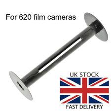 620 TAKE UP SPOOL / REEL - ROLL FILM METAL, RESPOOL 120 TO SIX 20 - FREE UK POST