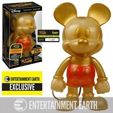 NEW Funko Limited 250 Japenese Hikari Sofubi Disney GOLD Mickey Mouse Exclusive