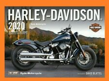 2020 Harley-Davidson Calendar - Best Price with Free Same Day Shipping