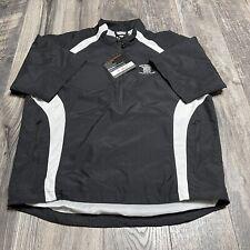 Footjoy FJ Short Sleeve Sport Windshirt Men's Size M Medium NWT