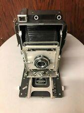 Graflex Crown Graphic 4X5 Camera