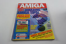 CU Amiga Magazine November 93