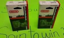 "2 Pack Oregon 72LPX072G Chainsaw Chain Full Chisel 20"" 3/8 .050 72DL"