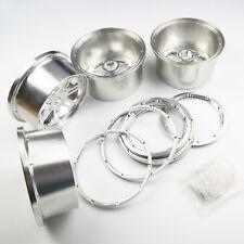 Aluminium alloy wheel beadlock for hpi rv baja 5b SS