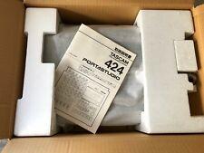 DEADSTOCK Unused Open box TASCAM PortaStudio 424 w/t Manual and Power Cord FS