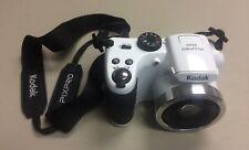 Kodak Pixpro Az252 Point Shoot Digital Camera White 25X Wide 24-600mm 1:3.7-6.2