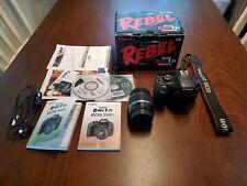 EUC Canon EOS Rebel T3i DSLR Camera + Accessories