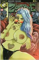 ZOMBIE TRAMP #70 Variant Cover D Rude Toons Risque