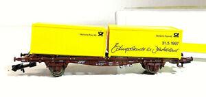 Güterwagen PMS 31.5.1997 Minitrix 68-01  13490 OVP
