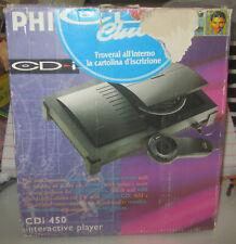 Computer Philips Magnavox CD-i Player 450 Console Controller 1990's original box