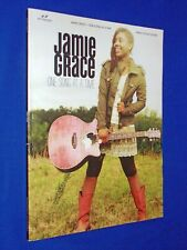 Jamie Grace One Song At A Time Piano Guitar Vocal Tab Songbook Sheet Music Song