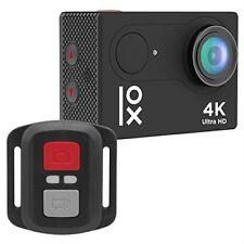 Camara deportiva Primux Sporty 4K Remote Negr