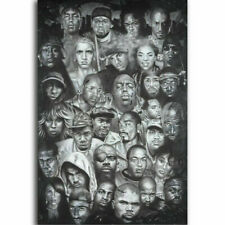 250219 Wu-Tang 2PC The Notorious B.I.G Legends of Rap Hip Hop AFFICHE POSTER