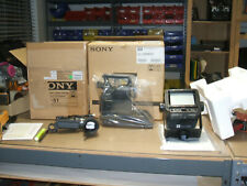 Sony DXC-D55WS 16:9 Widescreen or 4:3 Switchable Camera Head, view finder