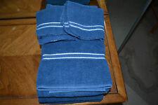 6 piece Caress bath set - 3 towels, 2 washcloths, 1 hand towel.