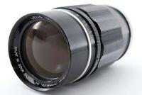 Near Mint Canon 135mm f/3.5 L39 LTM Leica Screw Mount from JAPAN 702586