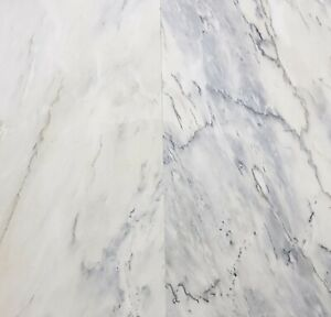 Arabescato  Polished Marble natural  stone wall + floor tile - Sample