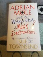 Adrian Mole and the Weapons of Mass Destruction by Sue Townsend (Hardback, 2004)