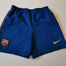 superbe Short Nike FCB Barcelone Football barça 6/7 ans
